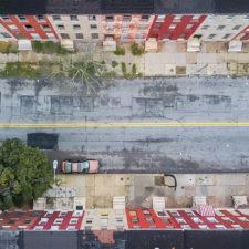 L'occhio del drone sulle metropoli diseguali
