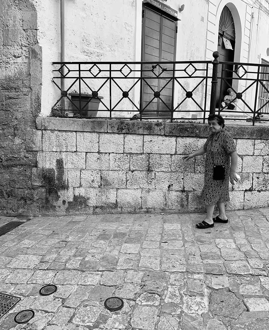 abitanti della città di Matera, capitale della cultura 2019