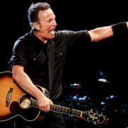 Bruce Springsteen - foto di Henry Ruggeri