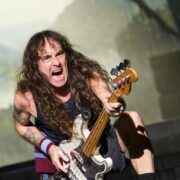 Iron Maiden - foto di Henry Ruggeri
