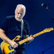 Pink Floyd David Gilmour - foto di Henry Ruggeri