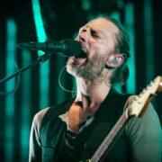 Radiohead - foto di Henry Ruggeri