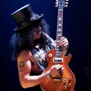 Slash Guns-n'Roses - foto di Henry Ruggeri