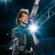 The Rolling Stones - foto di Henry Ruggeri