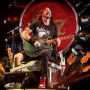 Foo Fighters - foto di Henry Ruggeri
