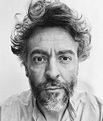 Andrea Luccioli - ritratto in bianco e nero